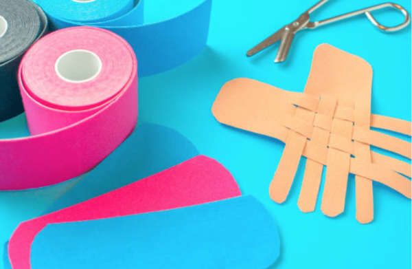 k taping signification des couleurs